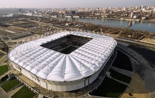 Rostov Stadium in Russia